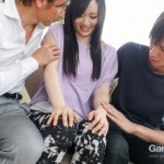 Exquisite Japanese Gangbang Experience For Sweet Yuka Wakatsuki
